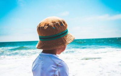 UV-Schutz bei Kindern
