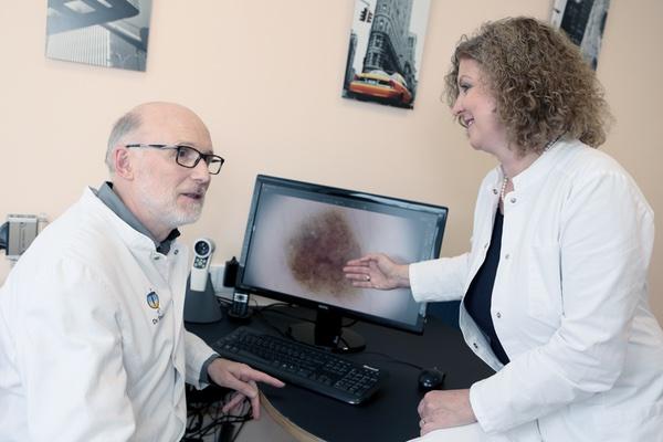 Hautkrebsvorsorge