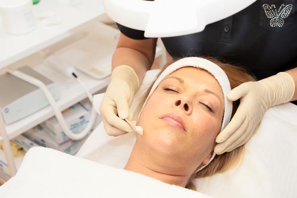 Botox bei mimischen Falten
