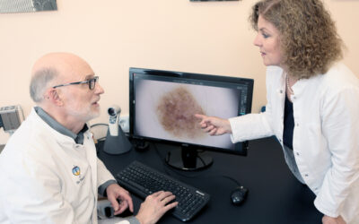 Hautkrebsvorsorge mit Video- Dokumentation
